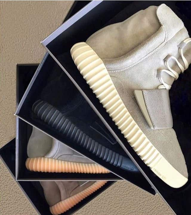 How To Spot Fake Yeezy Boost 750 - OG
