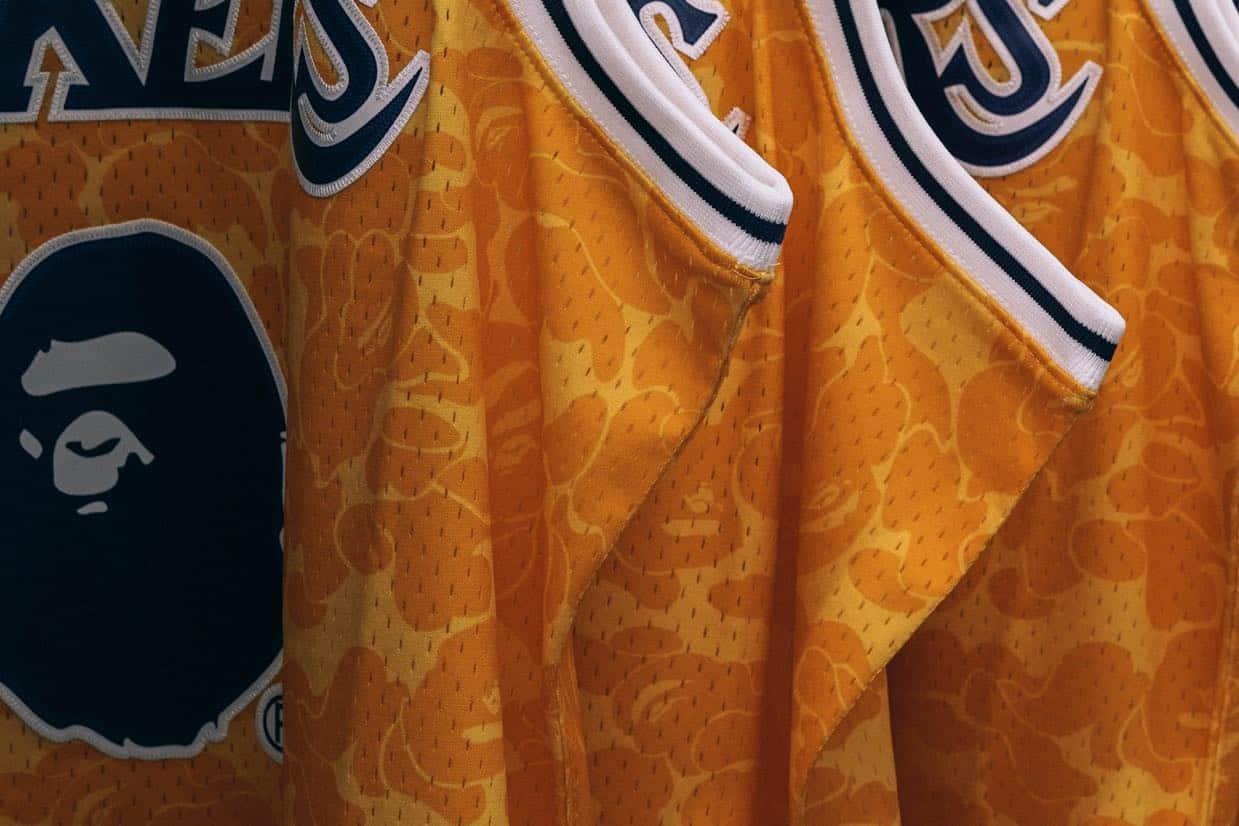 bape jersey