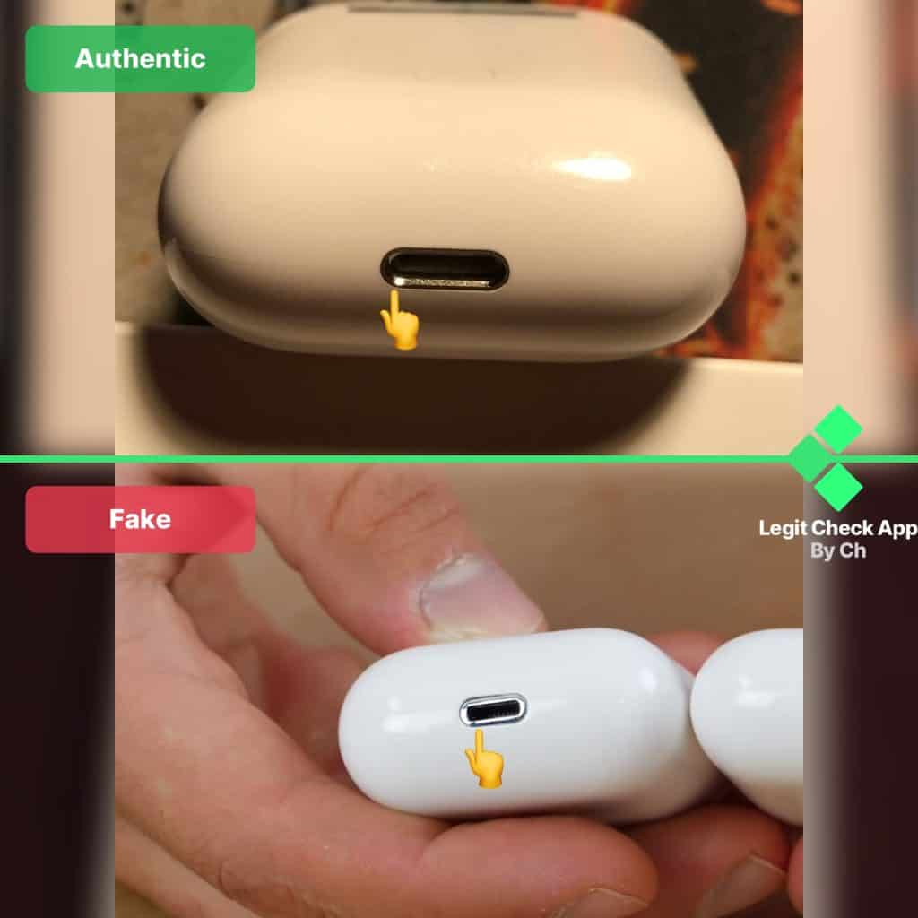 How to authenticate AirPods