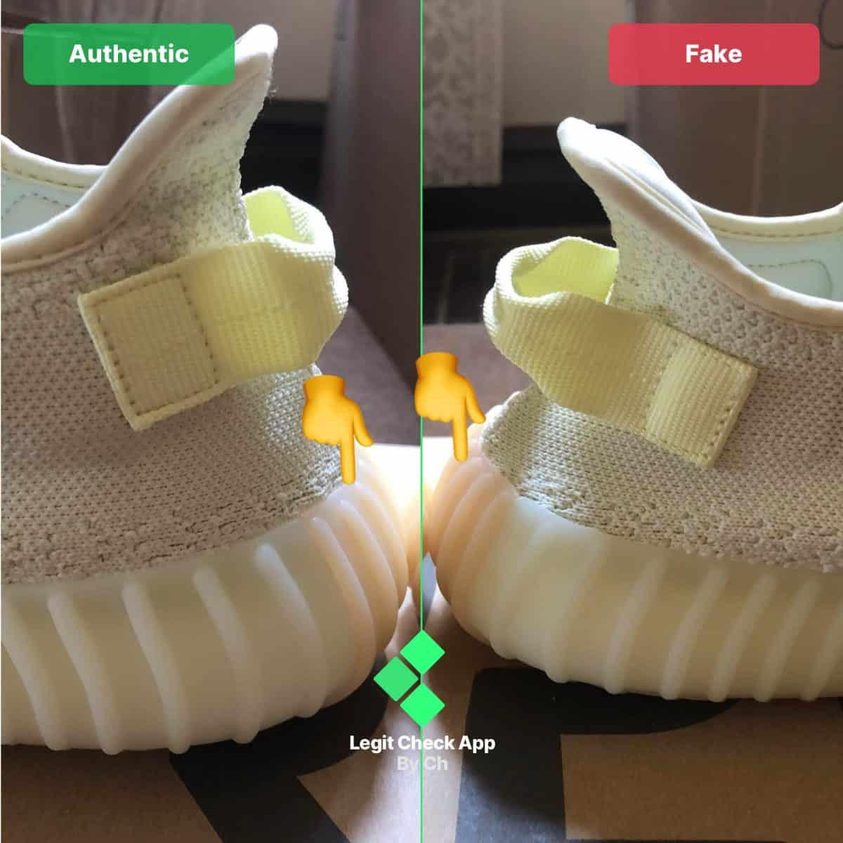 Yeezy Butter Sole Transparency Authenticity Guide