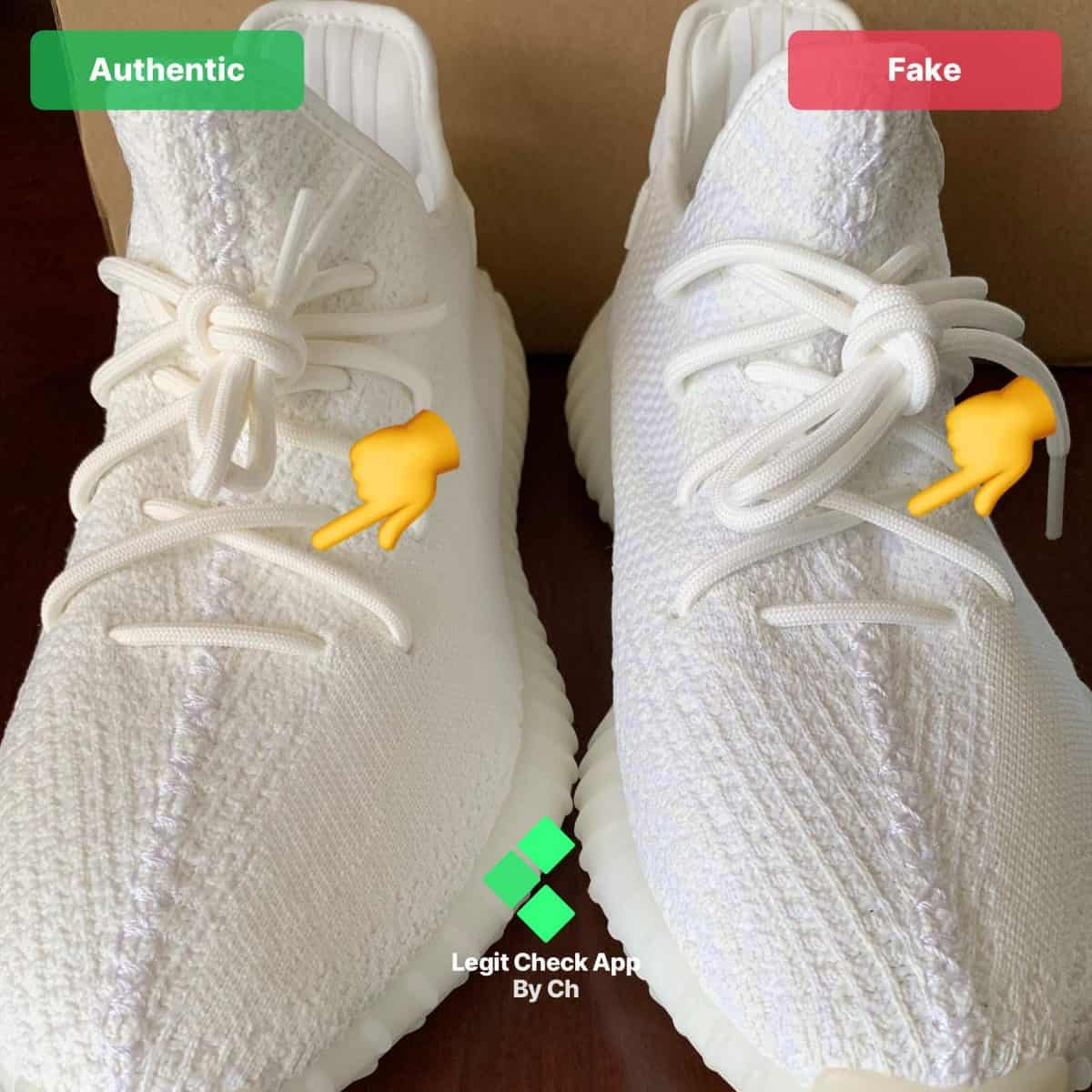 The Ultimate Real Vs Fake Yeezy Boost