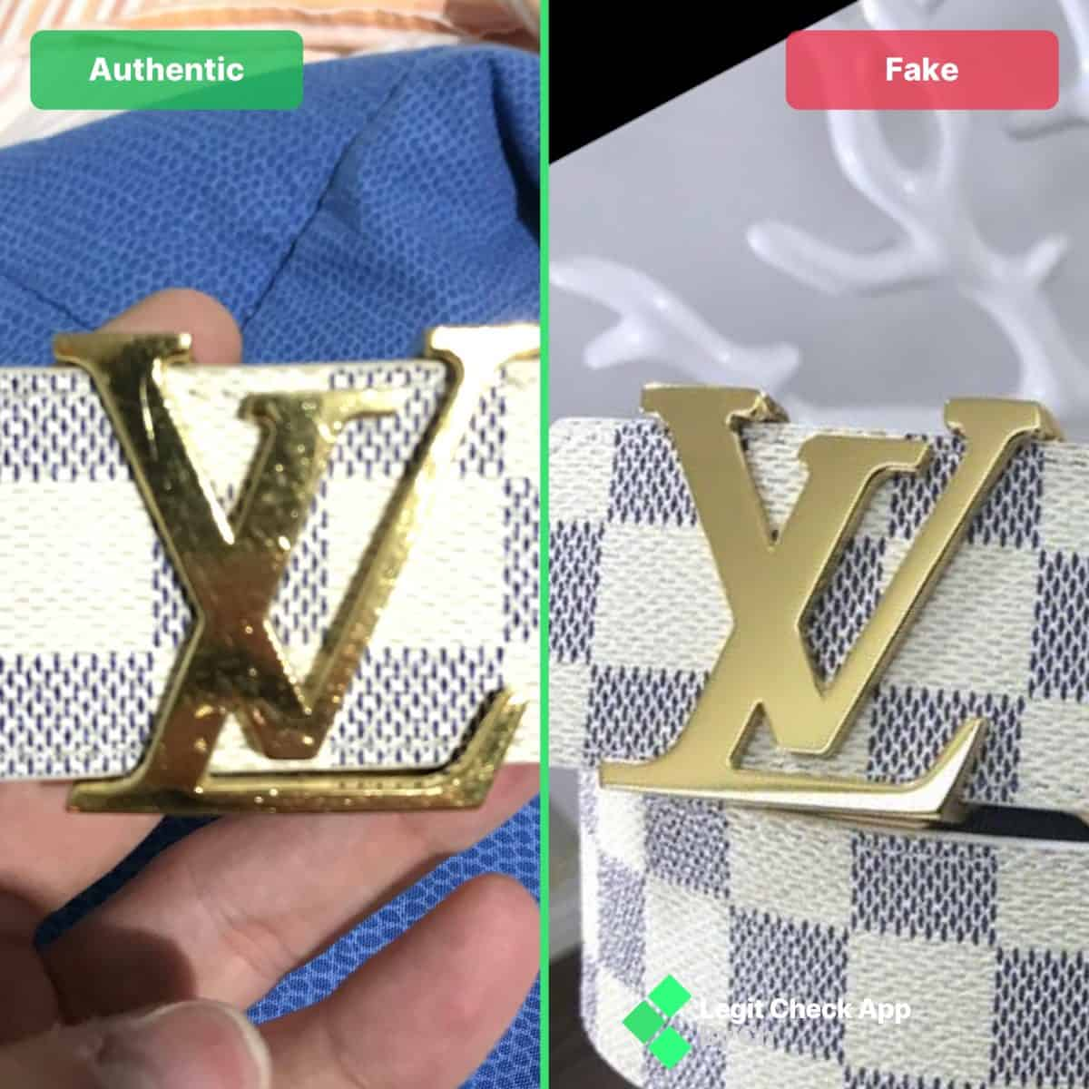 Louis Vuitton White Belt Guide