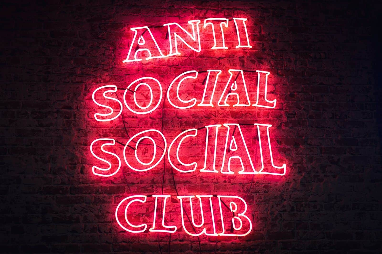 Anti Social Social Club ASSC
