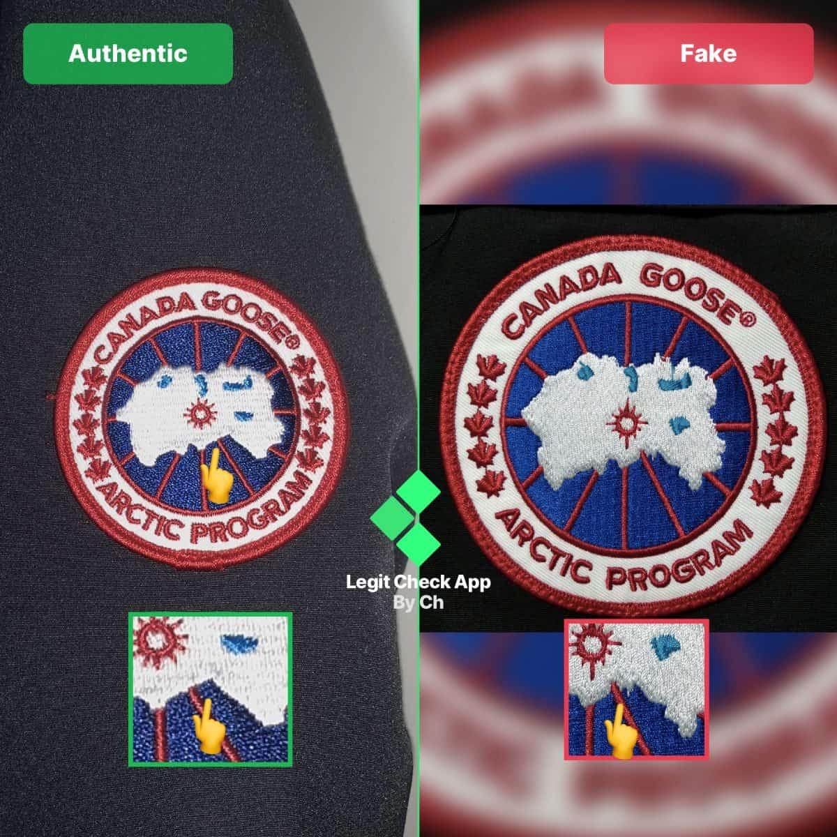 Canada Goose Badge LC