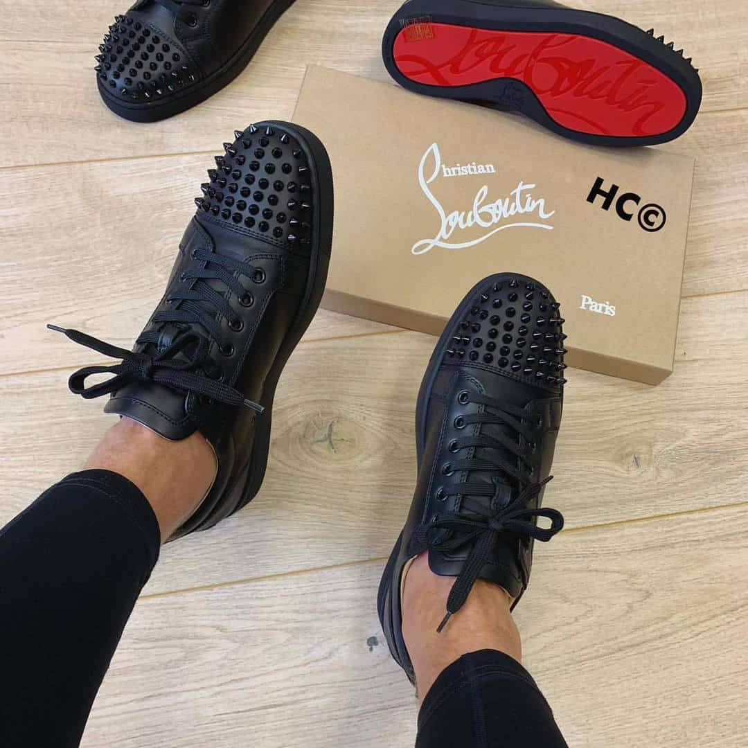 Christian Louboutin Spike Sneakers