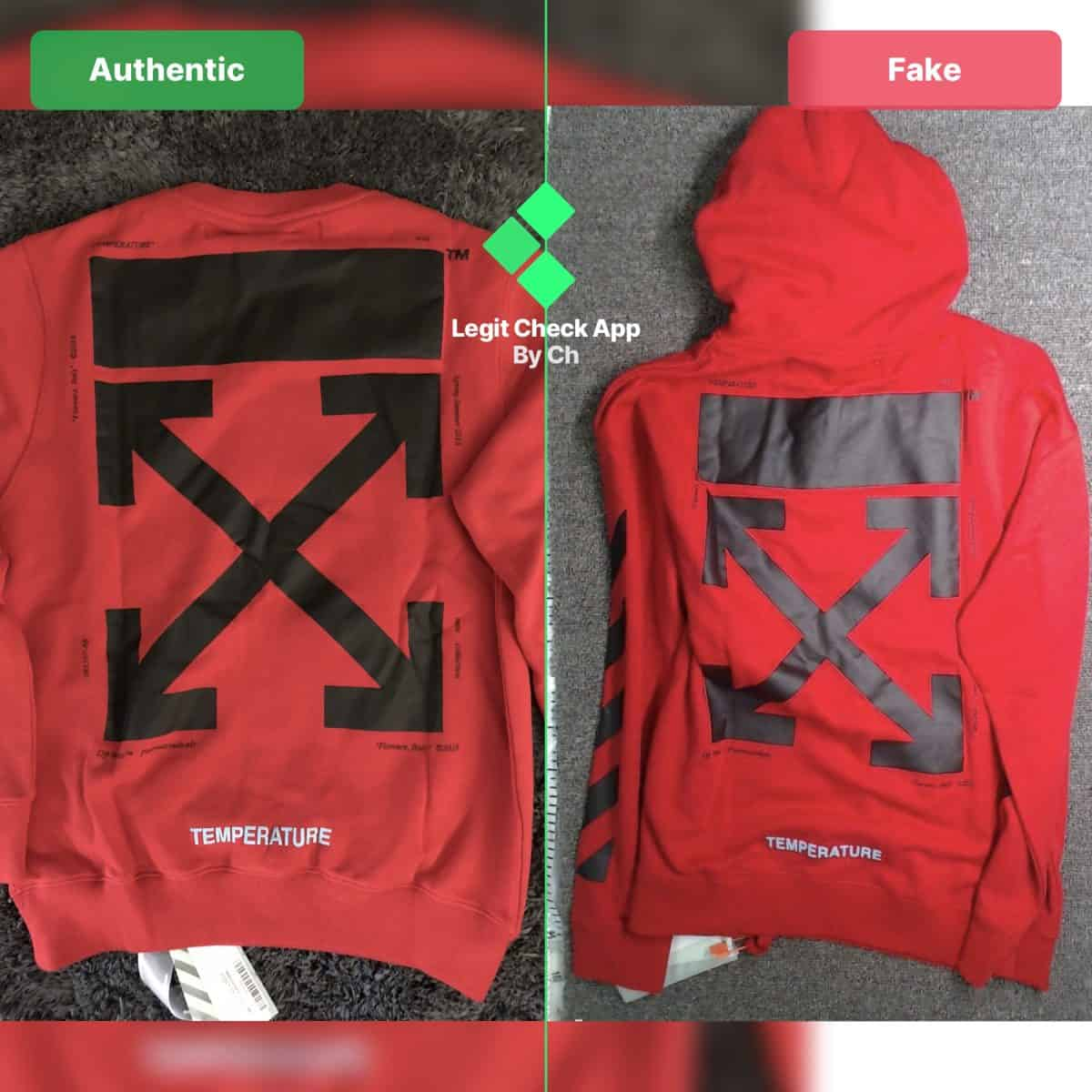 Off White Mona Lisa Fake Vs Real