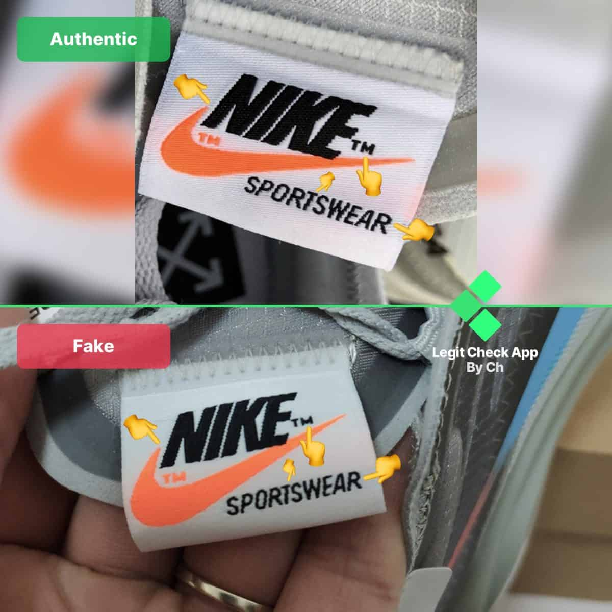 legit check off white sneakers