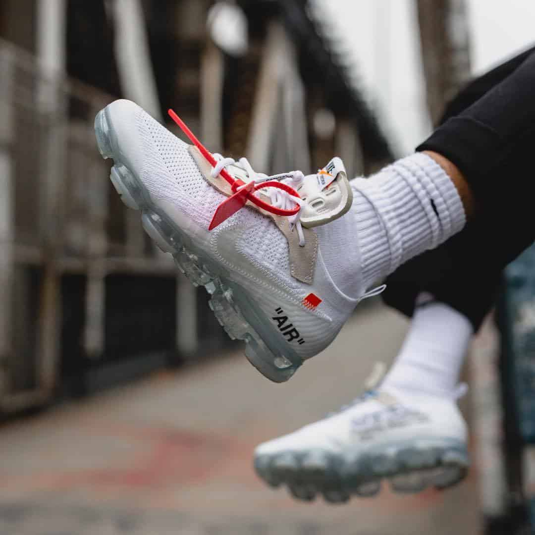 Off-White Vapormax White