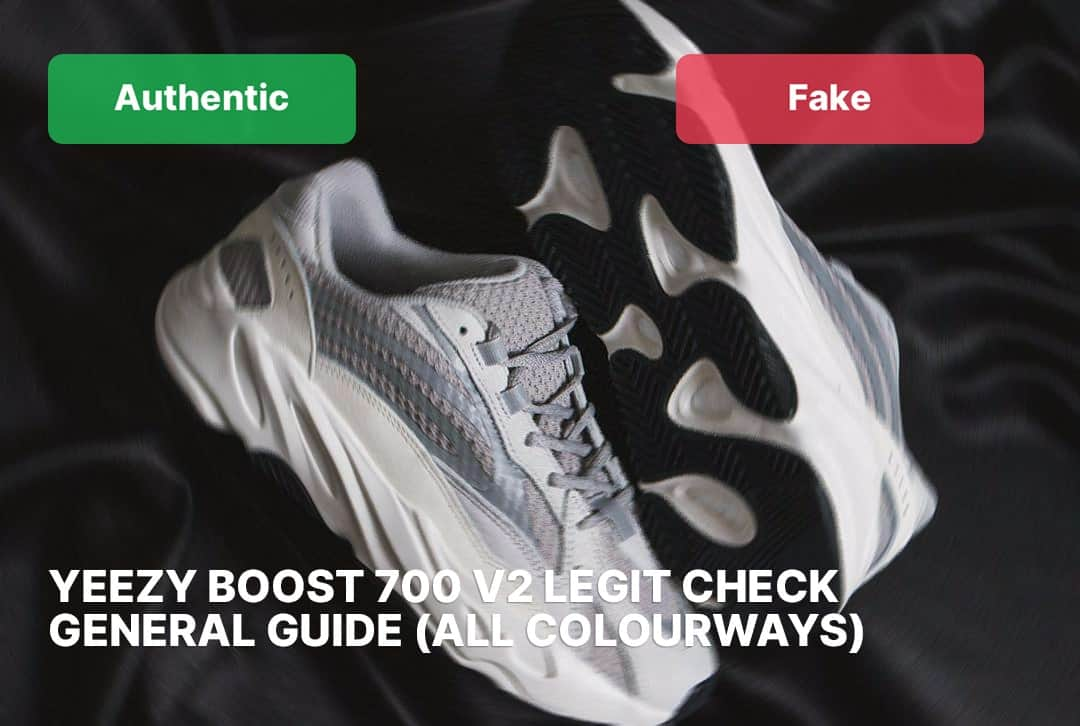 Yeezy 700 V2 LC Guide