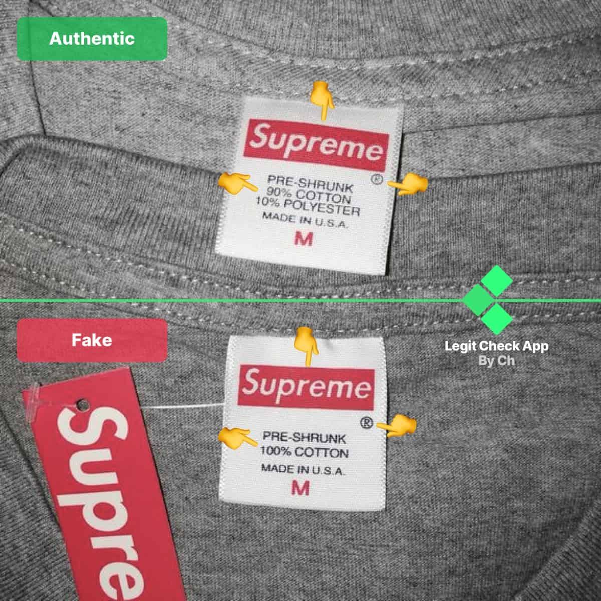 legit check supreme bandana