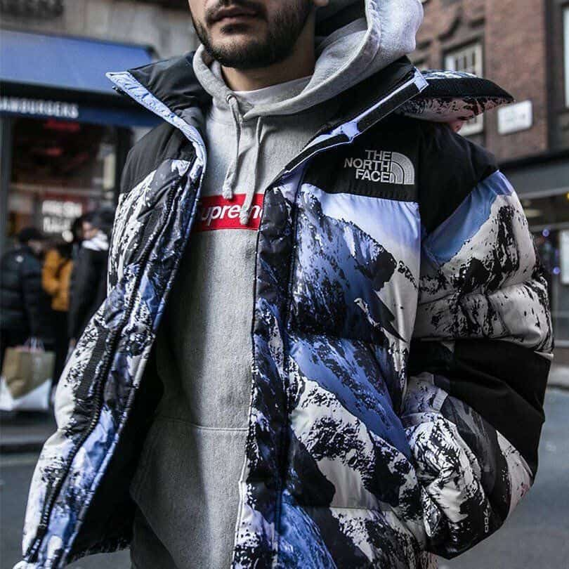 The North Face Mountain Baltoro Jackets