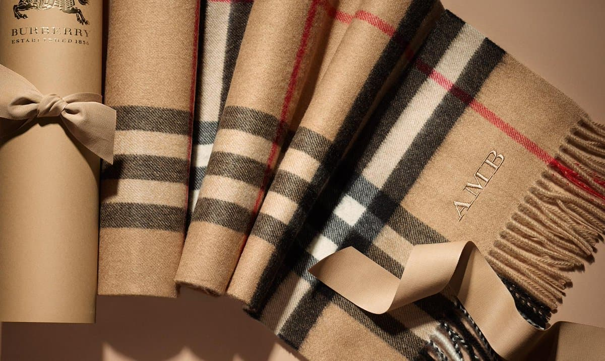 Fake Vs Real Burberry Scarf