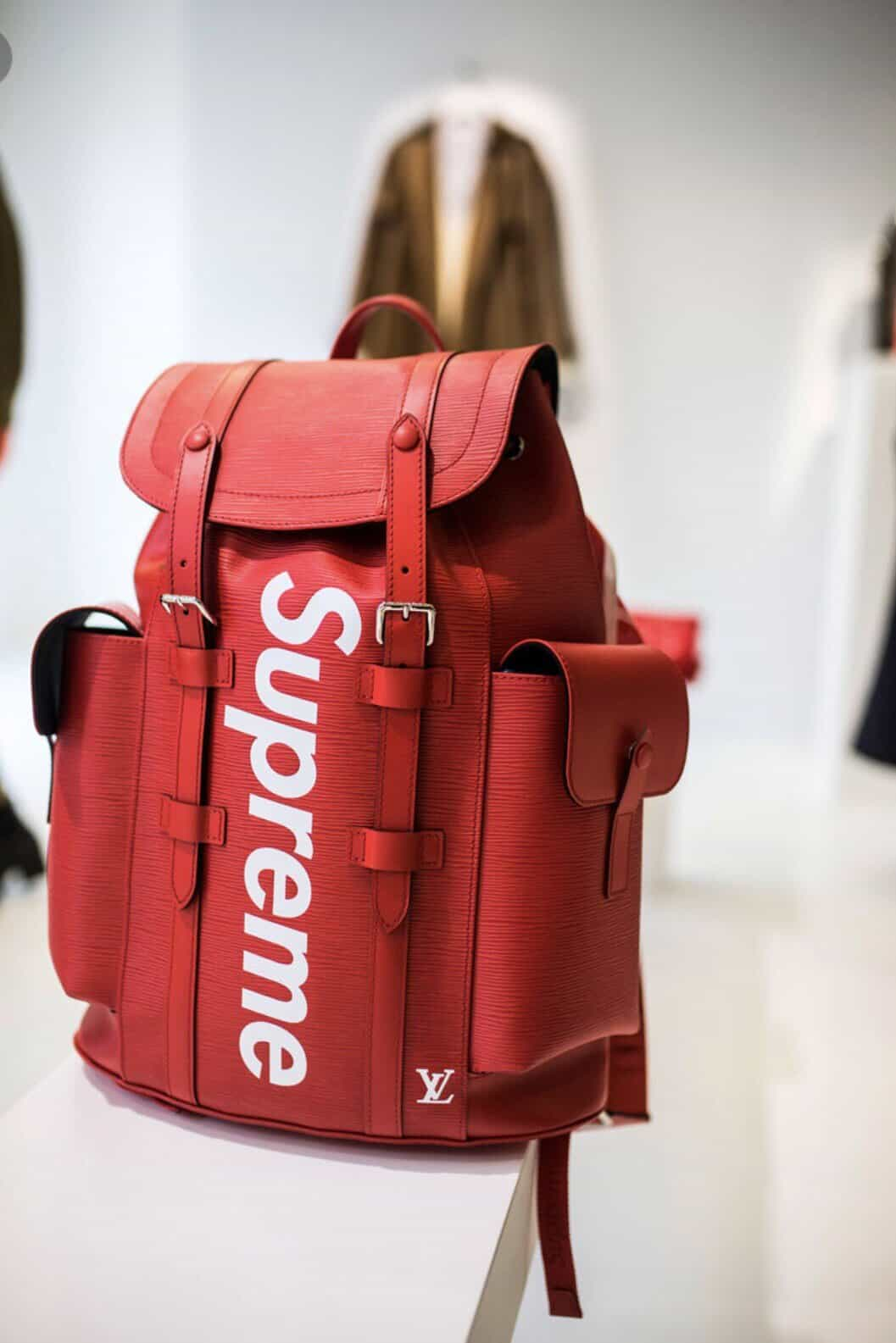 Supreme x LV Backpack LC Guide