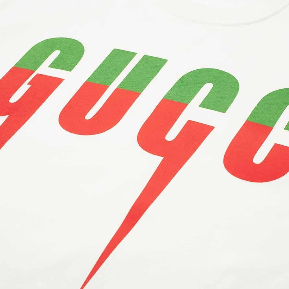 gucci blade fake vs real t-shirt