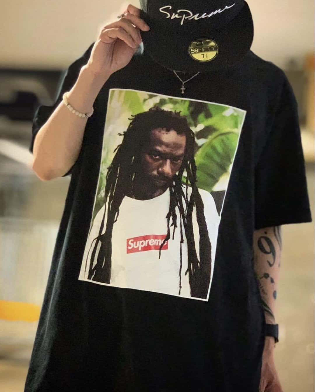 how to spot fake supreme buju banton