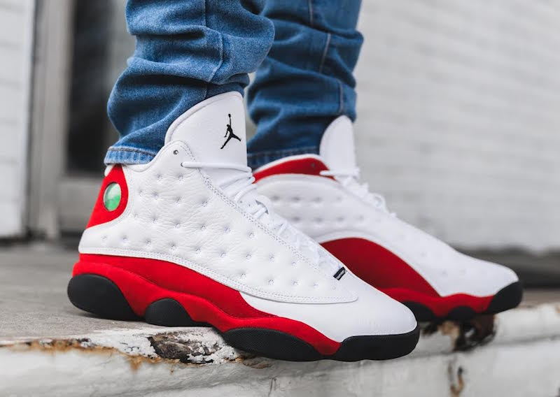 how to spot fake air jordan 13