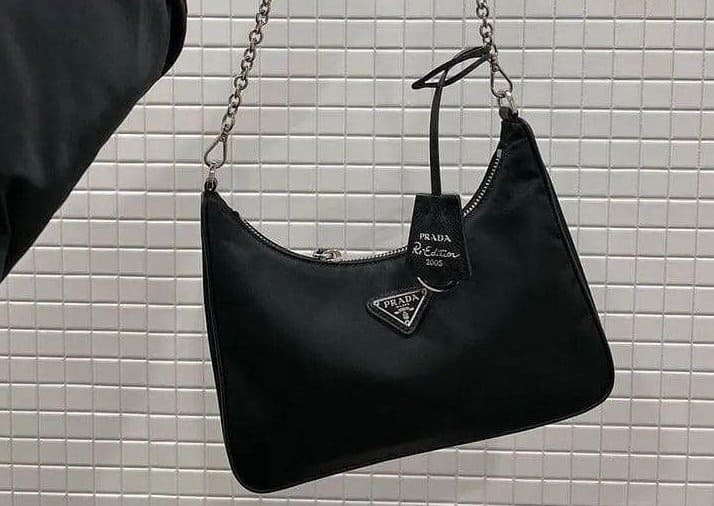 real vs fake prada re-edition 2005 bag