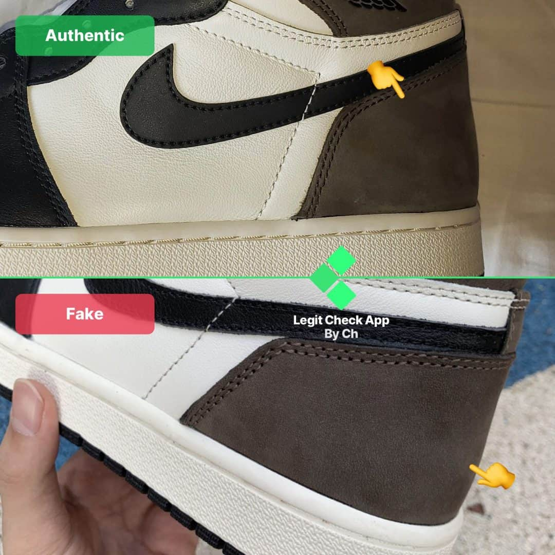 aj1 dark mocha legit check guide