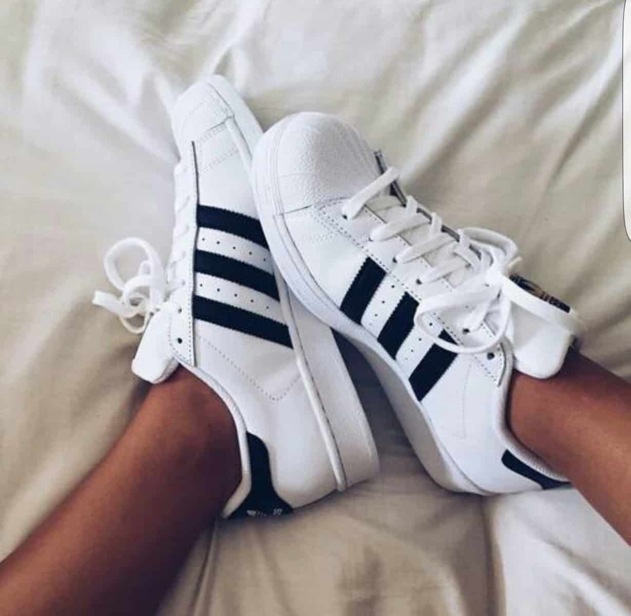 How To Spot Fake Adidas Superstar Sneakers (Real Vs Fake Guide ...