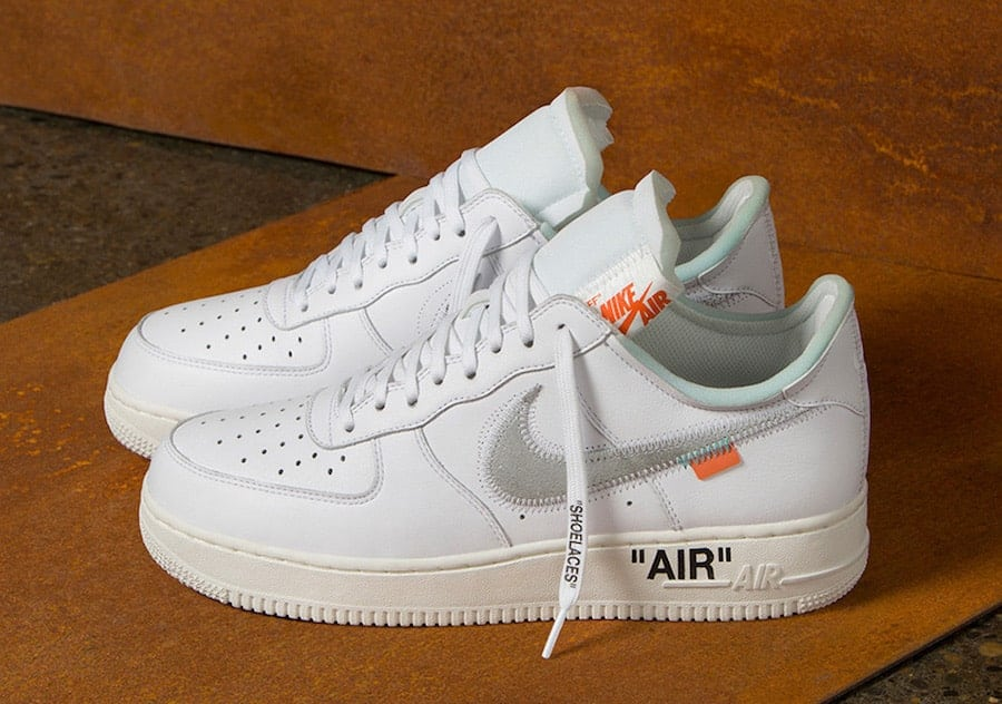 fake vs real off-white air force 1 white