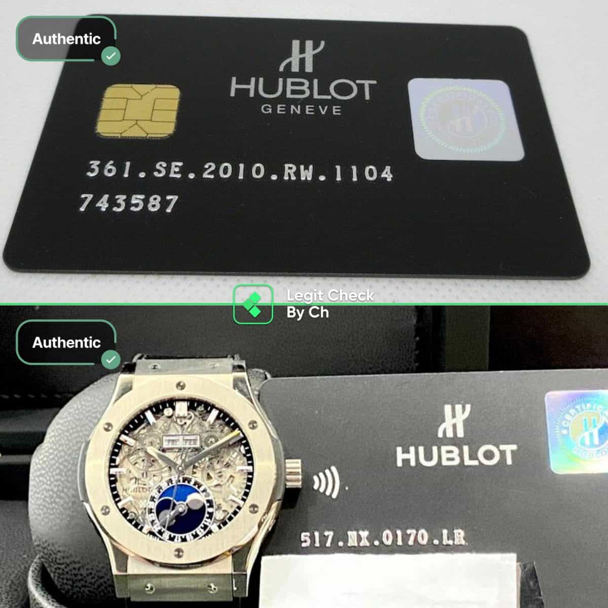 how to spot fake hublot big bang