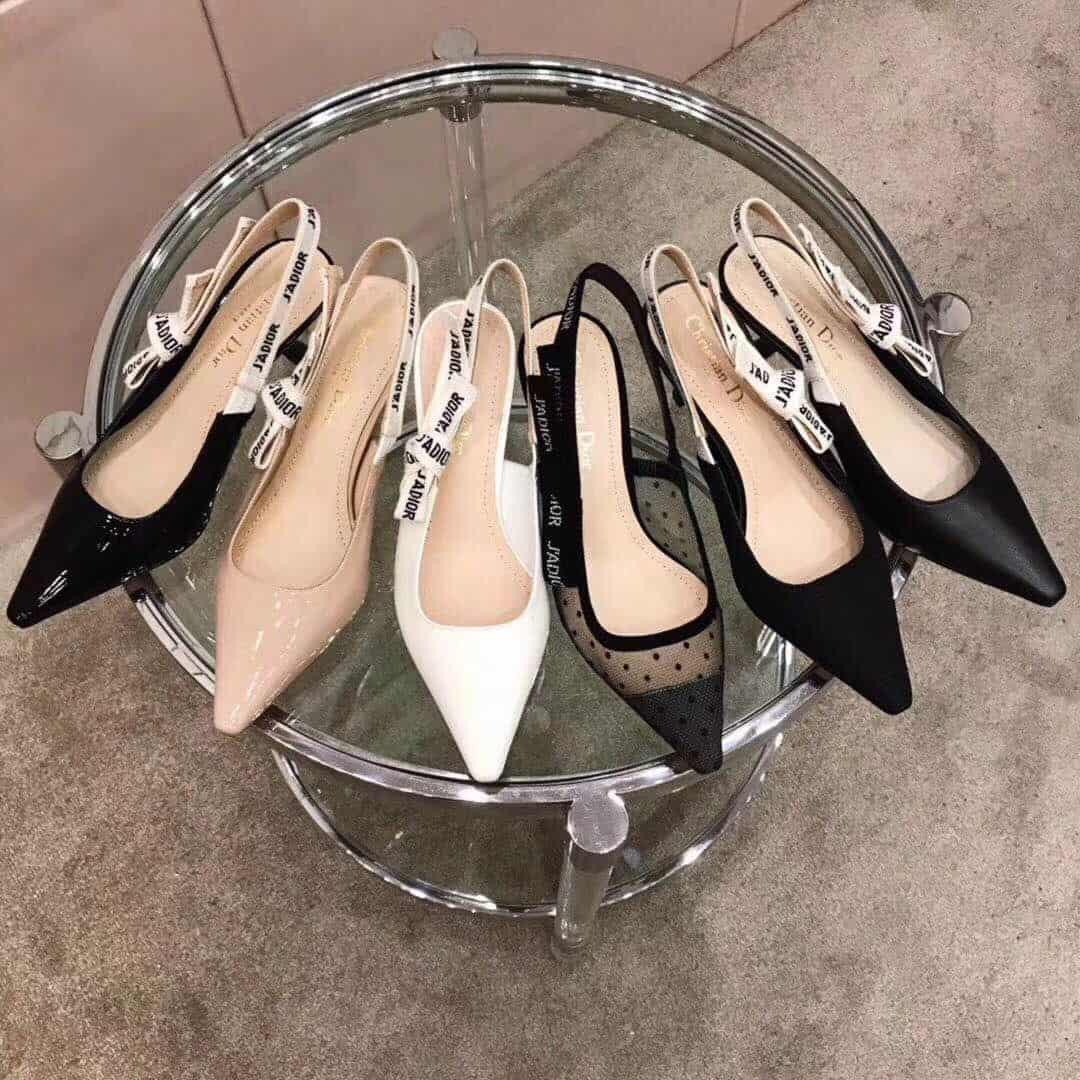 dior pumps authenticity check guide
