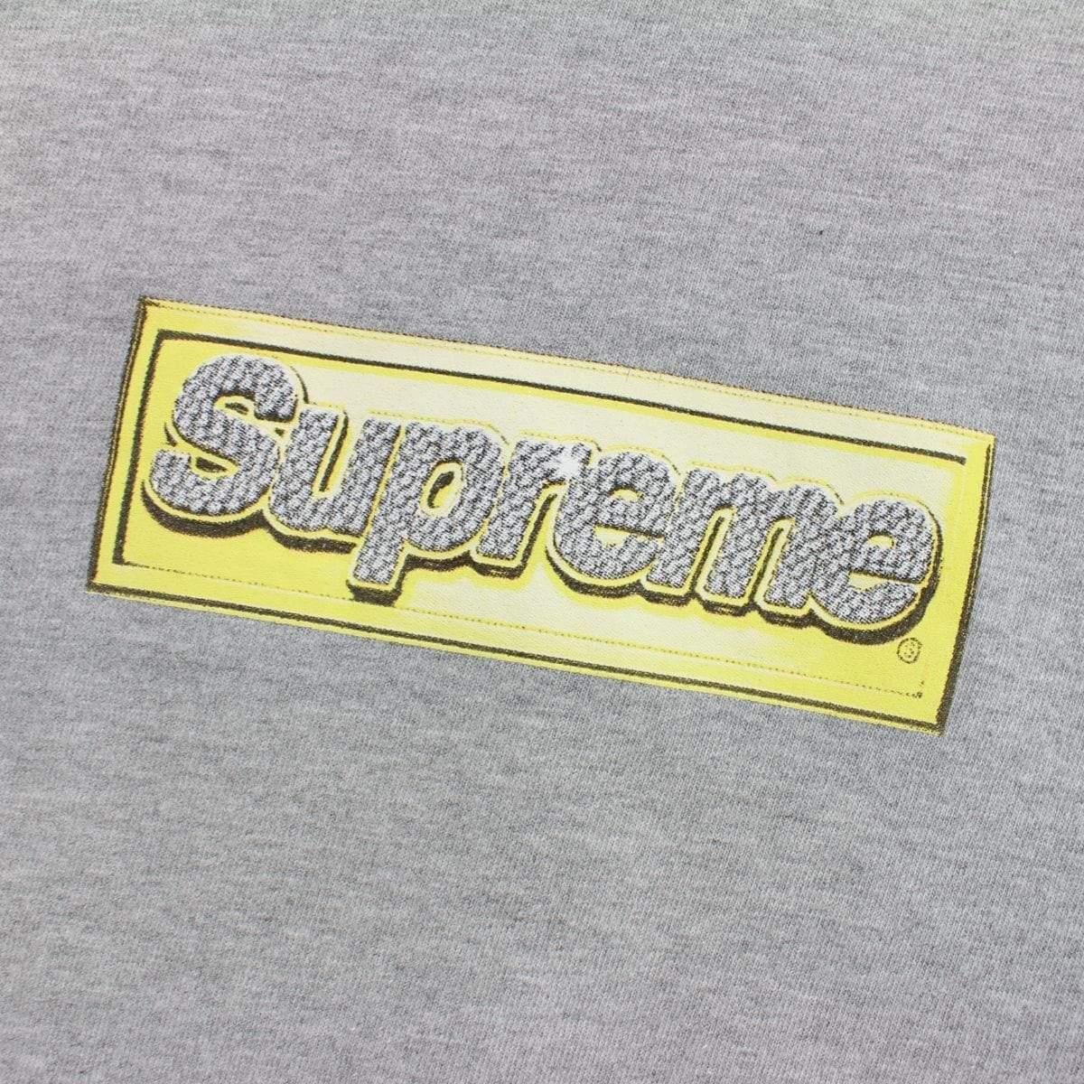 supreme bling box logo tee real vs fake